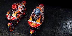 MotoGP 2021: Honda präsentiert die neue RC213V von Marc Marquez