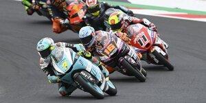 Moto3: Grand Prix von San Marino (Misano) 2021