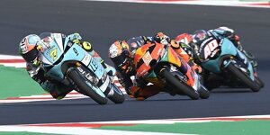 Moto3: Grand Prix der Emilia-Romagna (Misano 2) 2021