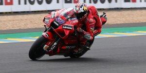 MotoGP: Grand Prix von Frankreich (Le Mans) 2021, Qualifying