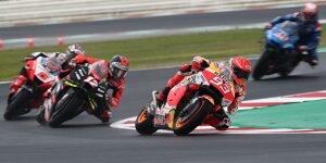 MotoGP: Grand Prix der Emilia-Romagna (Misano 2) 2021, Training