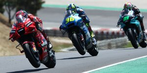 MotoGP in Portimao, Rennen