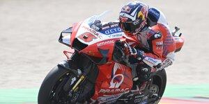 MotoGP: Grand Prix von Deutschland (Sachsenring) 2021, Qualifying