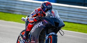 MotoGP-Test 2021 in Misano