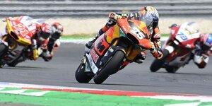 Moto2: Grand Prix der Niederlande (Assen) 2021