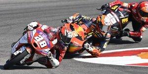 Moto3: Grand Prix der USA (Austin) 2021