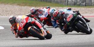 MotoGP: Grand Prix der USA (Austin) 2021, Rennen