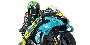 MotoGP 2021: Petronas zeigt Rossis neue Yamaha