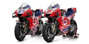 MotoGP 2021: Präsentation Pramac-Ducati