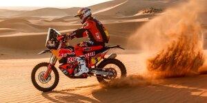 Rallye Dakar 2021, Etappen 1-6