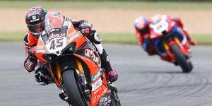 Superbike-WM 2021: Donington Park (Großbritannien)