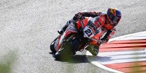 Superbike-WM 2021: Navarra (Spanien)