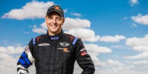 Dakar-Rookie Mikko Hirvonen im Interview