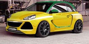 Irmscher-Konzeptfahrzeug auf Basis des Opel Adam