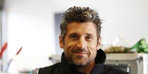 Patrick Dempsey: Habe mir in Le Mans einen Traum erf�llt