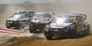 Video: Rallycross-Highlights aus Montalegre