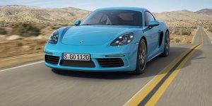 Peking 2016: Porsche Cayman verspricht den Chinesen Gl�ck