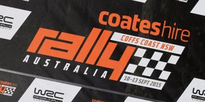 Rallye Australien: Finanzierung trotz Diskussionen gesichert