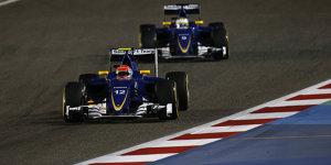 Sauber: Warum nervt Ericsson das neue Chassis f�r Nasr?