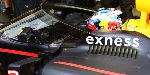 Red-Bull-Cockpitschutz: Premiere f�r die Windschutzscheibe