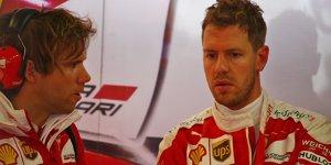 F�nf Startpl�tze zur�ck: Vettels Pannenserie geht weiter