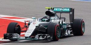 Sotschi: Warum der Mercedes-Vorsprung so gro� ist
