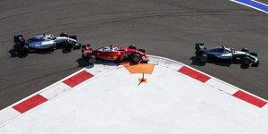 Grand Prix von Russland: Jetzt die Fahrer benoten!