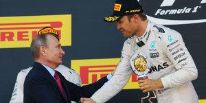 Im Privatjet mit den Formel-1-Stars: Rosbergs irres Siegervideo