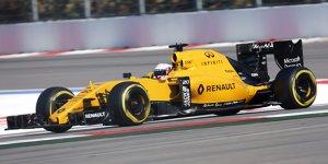 Kevin Magnussen erl�st Renault und holt erste WM-Punkte