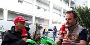 F1 Backstage: Ecclestones bizarres Geschenk an Niki Lauda