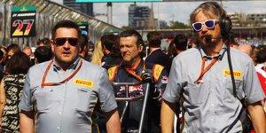 Nach Kritik: Pirelli m�chte Live-Reifendruck im TV