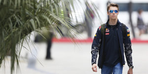 McNish: Red Bull hat Kwjats Formel-1-Einstieg erst erm�glicht