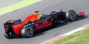 Formel 1 Test Barcelona: Verstappen knackt Vettel-Zeit nicht