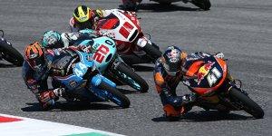 Moto3 Mugello: Brad Binder holt sich dritten Saisonsieg