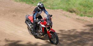 Honda CRF 1000 L Africa Twin: Wieder da