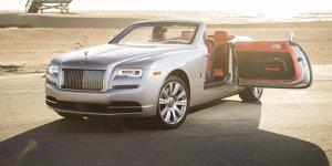 Rolls-Royce Dawn: Un�berholbar