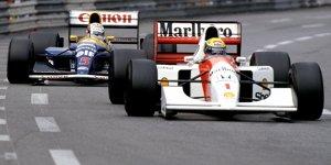 1992: Ein Monaco-Grand-Prix f�r die Ewigkeit