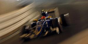Sauber und der schmale Grat Monaco: Endlich Punkte?