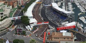 Formel 1 live im TV: Grand Prix von Monaco 2016