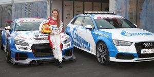 Gazprom wird erneut Partner des Audi Sport TT Cups