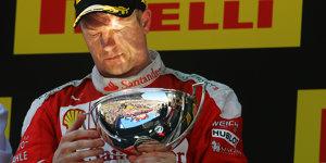 """R�ikk�nen glaubt an Ferrari: """"Nicht pl�tzlich hinter Red Bull"""""""