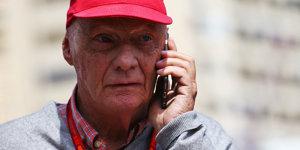 Niki Lauda: Vertrag mit Mercedes l�uft Ende 2017 aus