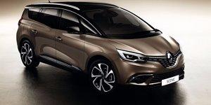 Renault Grand Sc�nic wird noch gr��er