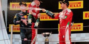 Neuer Deal: Kein Champagner mehr f�r die Sieger