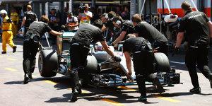 """Mercedes: Benzintemperatur im Rennen """"kein Problem mehr"""""""