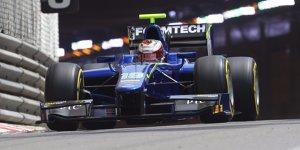 GP2 Monte Carlo: Marvin Kirchh�fer im Sprintrennen Zweiter