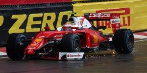 Formel-1-Live-Ticker: Rennsonntag startet mit starkem Regen
