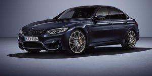 BMW M feiert 30 Jahre BMW M3 mit limitierter Sonderedition