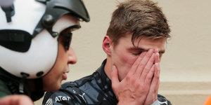 """""""Wunderkind"""" entzaubert: Red Bull verteidigt Verstappen"""