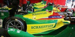 Schaeffler-Entwicklungen: Warum man in der Formel E startet